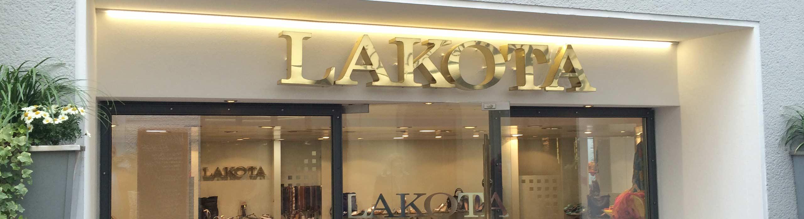 LAKOTA – SCHUHMODE