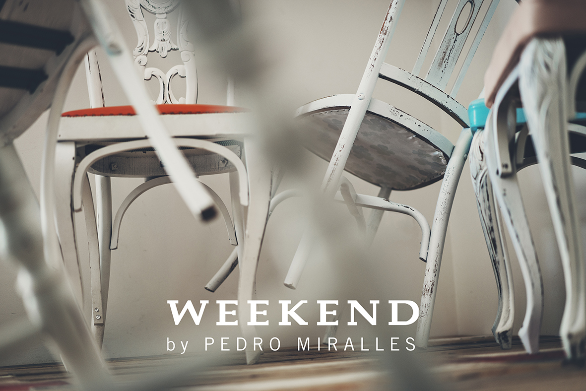 Pedro Miralles Weekend 5