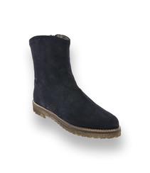 Brunate Schuhe - Stiefelette in dunkelblau
