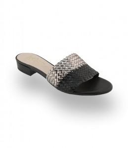 kess-pantolette-schwarz-silber-13286