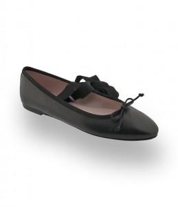 pretty-ballerinas-ballerina-schwarz-mit-wickelband-13168