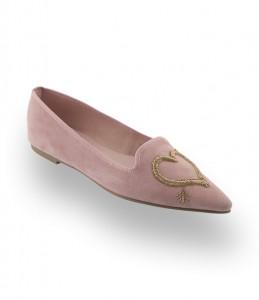 pretty-ballerinas-loafer-rosa-mit-stick-13196